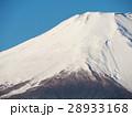 早朝の富士山(2月〜山梨県ー山中湖) 28933168