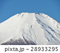 早朝の富士山(2月〜山梨県ー山中湖) 28933295