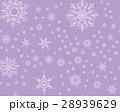 ベクター ゆき 雪のイラスト 28939629