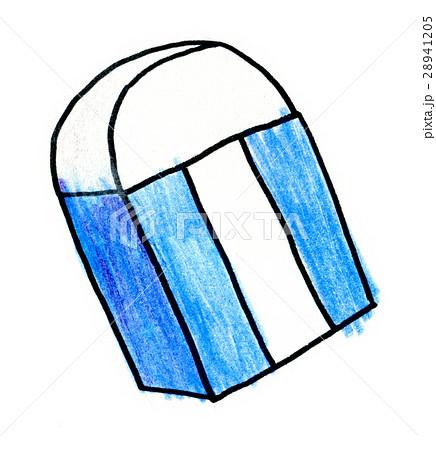 色鉛筆イラスト 消しゴムのイラスト素材 28941205 Pixta
