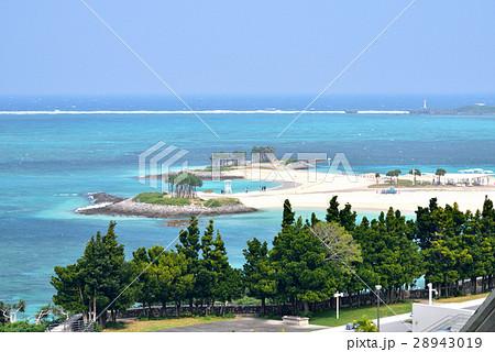 沖縄 海洋博公園エメラルドビーチ 28943019