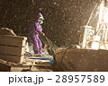 漁師 ポートレート 28957589