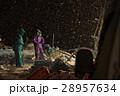 漁師 漁 深夜の写真 28957634