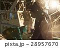 作業員 漁師 男性の写真 28957670