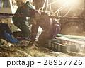 漁師 漁 深夜の写真 28957726