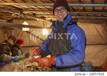 漁師 ポートレート 28957826