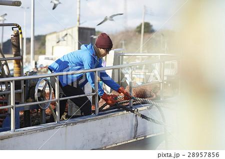 漁師 ポートレート 28957856