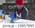 水産業 漁業 男性の写真 28957895