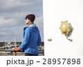 漁師 男性 1人の写真 28957898