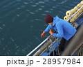 漁師 働く 男性の写真 28957984