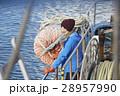 漁師 男性 1人の写真 28957990