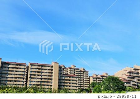 青空のマンション 28958711