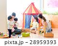 乳幼児、保育園、遊ぶ 撮影協力:RYOZAN PARK大塚 28959393