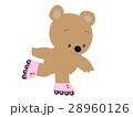 狸のローラースケート 28960126