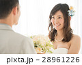 ブーケ ブライダル 新婦の写真 28961226