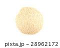 白ごま 白ゴマ 白胡麻の写真 28962172
