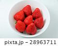 いちご イチゴ 苺の写真 28963711
