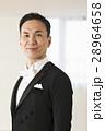 社交ダンス 男性 燕尾服の写真 28964658