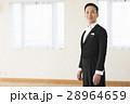 社交ダンス 男性 燕尾服の写真 28964659
