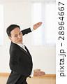 社交ダンス 男性 燕尾服の写真 28964667