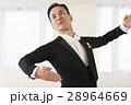 社交ダンス 男性 燕尾服の写真 28964669