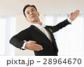 社交ダンス 男性 燕尾服の写真 28964670
