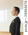 社交ダンス 男性 燕尾服の写真 28964676