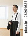 社交ダンス 男性 燕尾服の写真 28964685