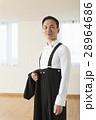 社交ダンス 男性 燕尾服の写真 28964686