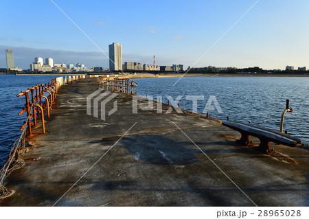 稲毛海岸の桟橋 28965028