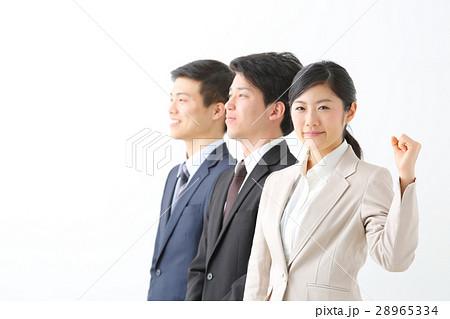 若いビジネスパーソン 28965334