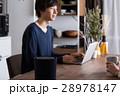 パソコン 人物 コンピュータの写真 28978147