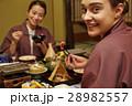 旅館のコース料理 28982557