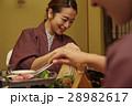 旅館のコース料理 28982617