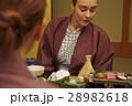 旅館のコース料理 28982618