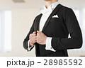 社交ダンス 燕尾服 整えるの写真 28985592