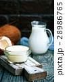 具 材料 ココナツの写真 28986765