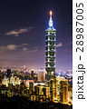 台北 台北市 タイペイの写真 28987005