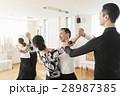 社交ダンス 28987385