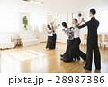 社交ダンス 28987386