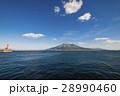 桜島 火山 鹿児島県の写真 28990460