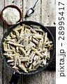 ペンネ パスタ パスタ料理の写真 28995417