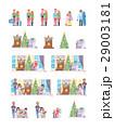 ベクトル ファミリー 家庭のイラスト 29003181