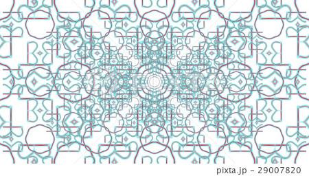 Abstract ornate geometric  luxury patternのイラスト素材 [29007820] - PIXTA
