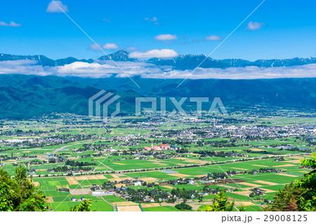 信州 安曇野の風景 29008125