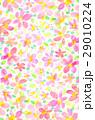 背景素材 花柄 模様のイラスト 29010224