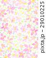 背景素材 花柄 模様のイラスト 29010225