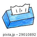色鉛筆イラスト ティッシュ 29010892