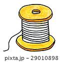 色鉛筆イラスト 糸 29010898