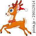 鹿 動物 マンガのイラスト 29012914